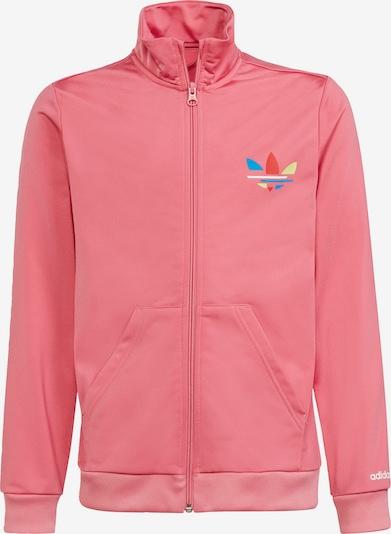 ADIDAS ORIGINALS Tussenjas 'Adicolor' in de kleur Gemengde kleuren / Rosa, Productweergave