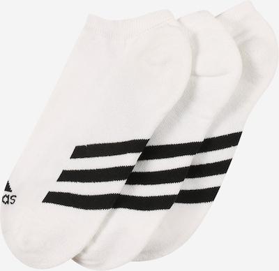 adidas Golf Sportovní ponožky - černá / bílá, Produkt