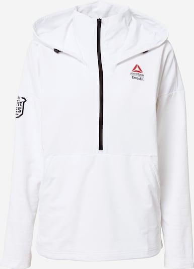 Sportinio tipo megztinis iš REEBOK , spalva - balta, Prekių apžvalga
