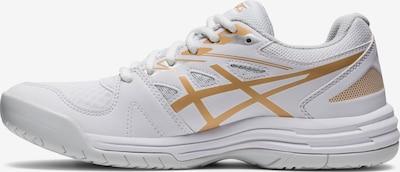 ASICS Sportschuh in goldgelb / weiß, Produktansicht