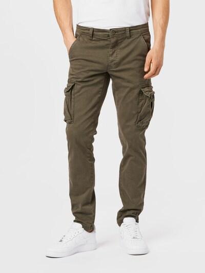OVS Hose in khaki, Modelansicht