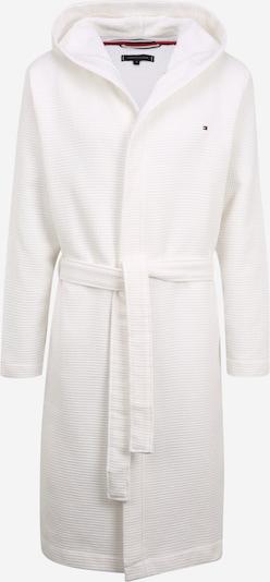 Halat de baie lung Tommy Hilfiger Underwear pe alb, Vizualizare produs