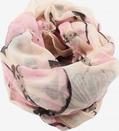 myhalys Schlauchschal in One Size in creme / pink / schwarz, Produktansicht