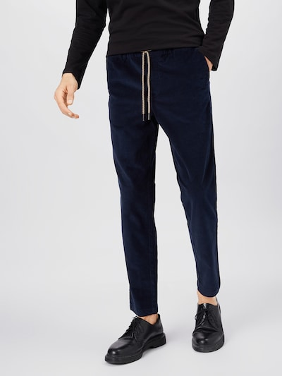 Pantaloni 'Vega' JACK & JONES pe navy, Vizualizare model