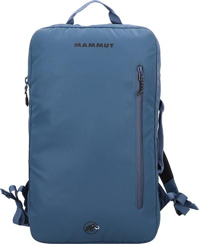 MAMMUT Sac à dos de sport 'Seon' en bleu, Vue avec produit