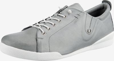 ANDREA CONTI Sneaker in hellgrau, Produktansicht