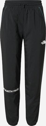 Pantaloni sport THE NORTH FACE pe negru / alb, Vizualizare produs