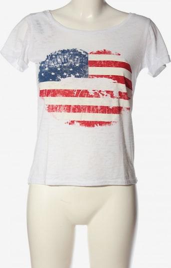 MONTEGO T-Shirt in XS in blau / rot / weiß, Produktansicht