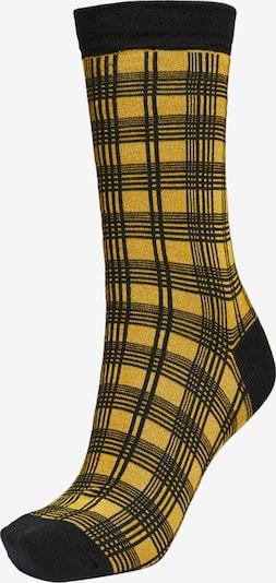 SELECTED FEMME Ponožky 'Vida' - žltá / čierna, Produkt