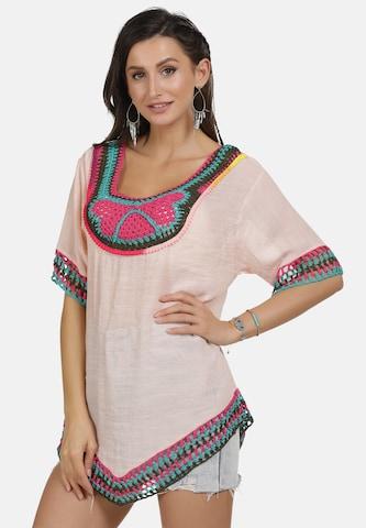 usha FESTIVAL Tunika in Pink