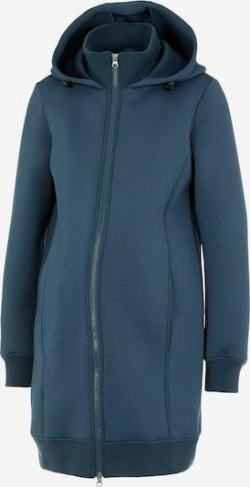 MAMALICIOUS Sweatjacke 'Mayanne' in violettblau, Produktansicht