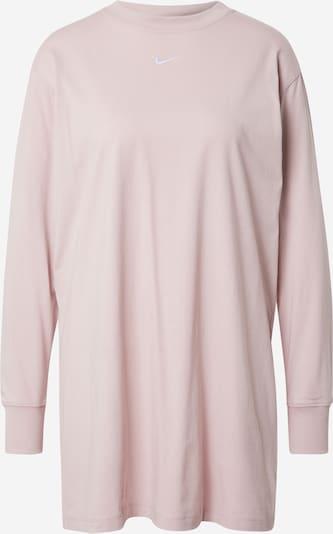 Nike Sportswear Robe en champagne / blanc, Vue avec produit