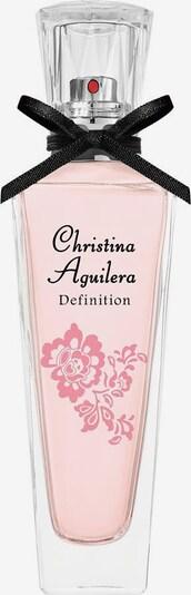 Christina Aguilera Eau de Parfum 'DEFINITION' in transparent, Produktansicht