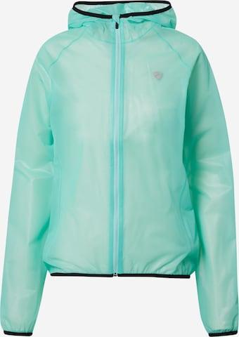 ZIENER Athletic Jacket 'NEA' in Green
