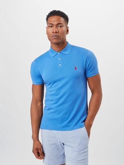POLO RALPH LAUREN Koszulka w kolorze błękitnym: Widok z przodu