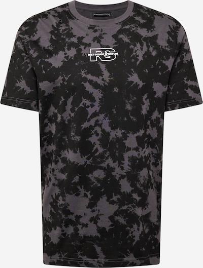 Rethink Status Shirt in Grey / Black / White, Item view