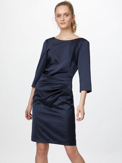 SWING Kokteilové šaty - tmavomodrá, Model/-ka