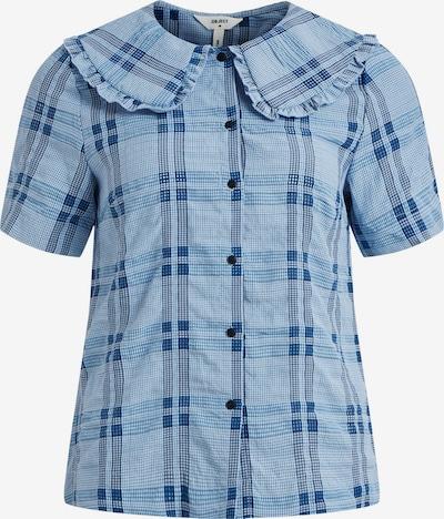 OBJECT Блуза 'Beeta' в синьо / светлосиньо, Преглед на продукта