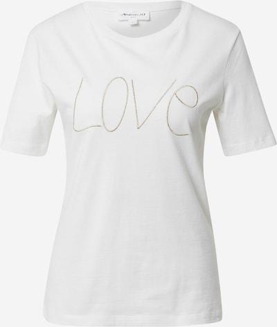 Maison 123 Shirt in ecru / weiß, Produktansicht