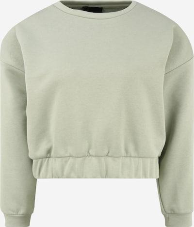 Pieces (Petite) Sweatshirt 'LIO' i grøn, Produktvisning