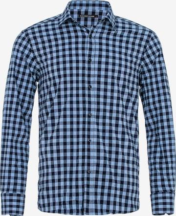 Redbridge Hemd 'Denton' in Blau