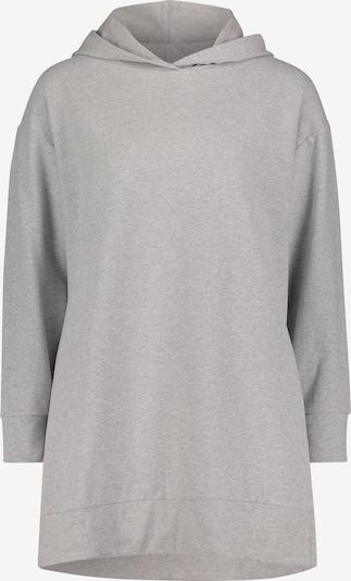 Cartoon Sweatshirt in graumeliert, Produktansicht