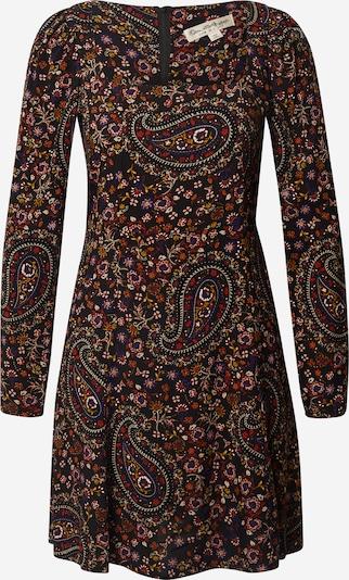 Miss Selfridge Jurk in de kleur Gemengde kleuren / Zwart, Productweergave