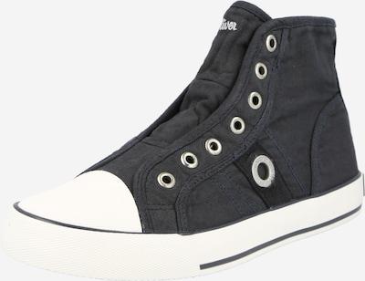 Sneaker înalt s.Oliver pe albastru marin, Vizualizare produs