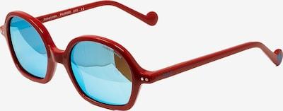 Zoobug Sonnenbrille 'Toni' für Kinder in rot: Frontalansicht