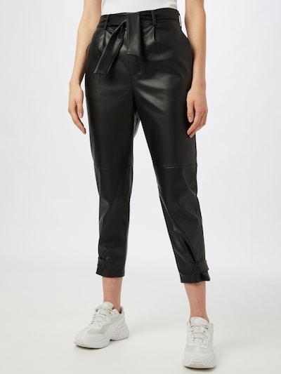 ONE MORE STORY Plisované nohavice - čierna, Model/-ka
