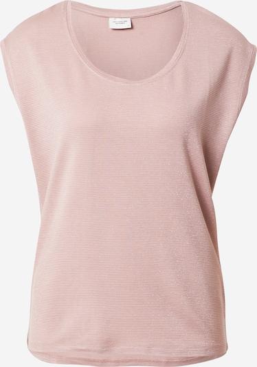 JDY Shirt 'RUNA' in grau / rosa, Produktansicht