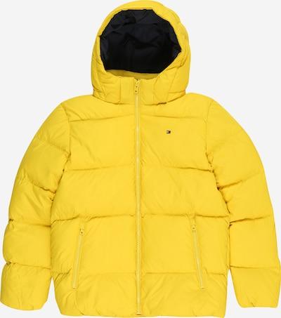 TOMMY HILFIGER Zimní bunda - žlutá, Produkt