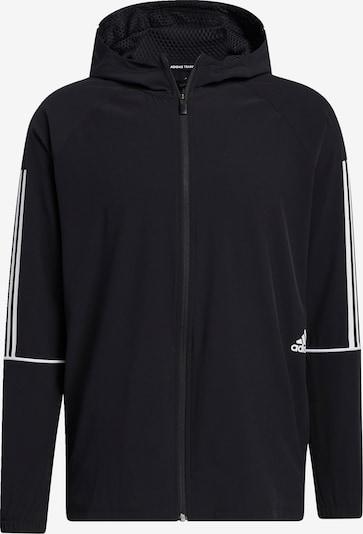 ADIDAS PERFORMANCE Trainingsjack in de kleur Zwart / Wit, Productweergave