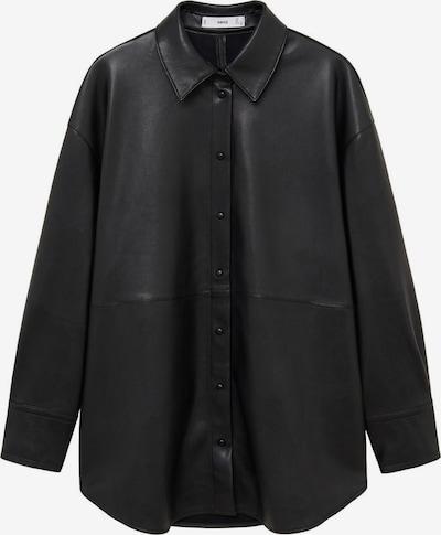 MANGO Hemd in schwarz, Produktansicht