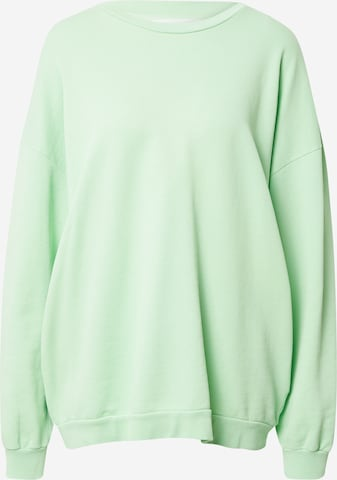 Sweat-shirt 'Feryway' AMERICAN VINTAGE en vert