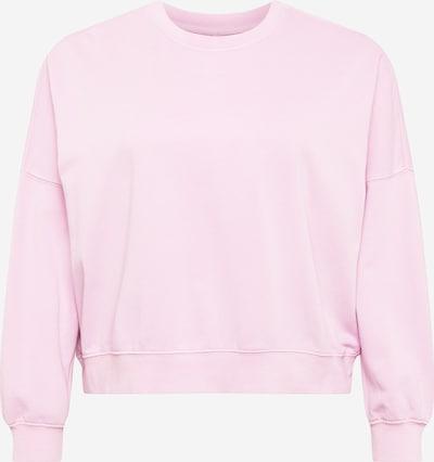 Bluză de molton Cotton On Curve pe lila, Vizualizare produs