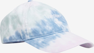 Superdry Sportmuts in de kleur Blauw / Gemengde kleuren, Productweergave