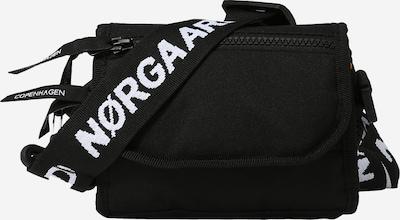 MADS NORGAARD COPENHAGEN Sac pour appareil photo en noir / blanc, Vue avec produit
