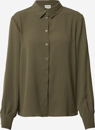 JACQUELINE de YONG Bluse 'Maddie' in khaki, Produktansicht