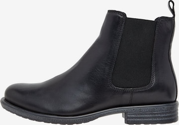 Boots chelsea di Bianco in nero