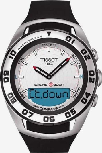 Tissot Tissot Herrenuhr Sailing Touch Alarm Chronograph in weiß, Produktansicht