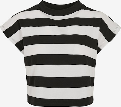 Urban Classics Tričko - černá / bílá, Produkt