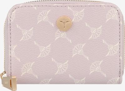 JOOP! Portemonnee in de kleur Pastelroze / Wit, Productweergave
