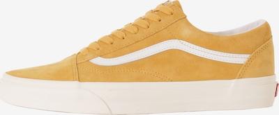 VANS Sneakers laag 'Old Skool' in de kleur Honing / Wit, Productweergave