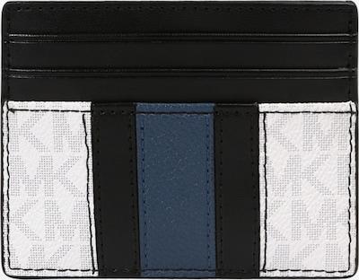Michael Kors Étui en beige / bleu marine / gris / noir, Vue avec produit