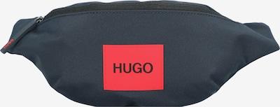 HUGO Gürteltasche 'Ethon' in navy / feuerrot, Produktansicht