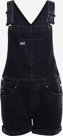Superdry Tuinbroek jeans in de kleur Zwart, Productweergave