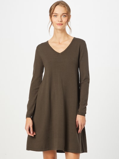 PIECES Dress 'CENIA' in Dark green, View model
