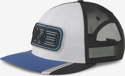 PUMA Sportpet in de kleur Zwart / Wit, Productweergave