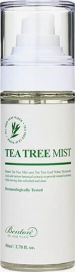 Benton Gesichtsspray 'Tea Tree Mist' in transparent, Produktansicht